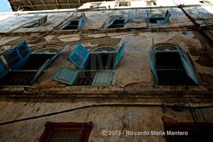 Stone Town windows A house in stone town. For more photos follow me on instagram @riccardo_mantero