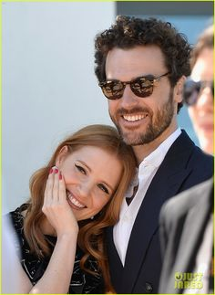 jessica chastain boyfriend gian luca passi de preposulo cannes 05 Jessica Chastain leans on her her love Gian Luca Passi De Preposulo as they attend a photo call for her film The Disappearance of Eleanor Rigby held during the 2014…
