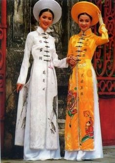#Vietnam - Traditional #Costumes from around the #World