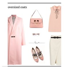 """""""Chic Oversized Coats♥♥♥"""" by marthalux ❤ liked on Polyvore featuring Courrèges, Miu Miu, J.W. Anderson, Acne Studios, B-Low the Belt, Boden and Jimmy Choo"""