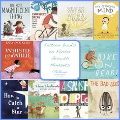 Books to Foster Growth Mindsets in Children Whistle For Willie, Kids Learning Activities, Helping Children, I Love Books, Growth Mindset, Learn To Read, Getting Things Done, The Fosters, Childrens Books