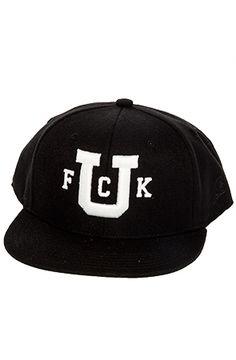 2c870235d50 Classy Brand The FCK Univeristy Snapback