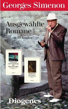 Georges Simenon, Ausgewaehlte Romane in 50 Baenden Content, Kite