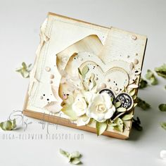 Beautiful card by Olga