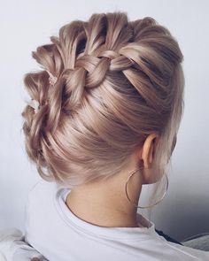 Like the color & braid