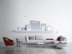 Modern Sectional: Avant-Apres - My Website 2020 Shabby Chic Bedroom Furniture, Bedroom Furniture Makeover, Living Furniture, Sofa Furniture, Furniture Design, Modern Furniture, Modern Sectional, Sectional Sofa, Italian Furniture Brands