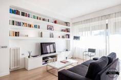 Quem disse que o combo TV + sofá precisa ser entediante? Inspire-se!