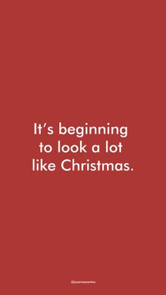 It's beginning to look a lot like christmas wallpaper phone, christmas wallpaper, iPhone, quote, michael bublé