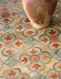Paul Schatz 'Miraflores' for New Ravenna Mosaics