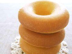 ホットケーキミックスで焼きドーナツの画像