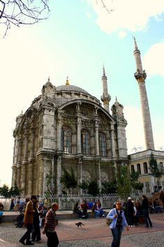 fotoblogturkey:  Ortaköy Cami,( Mosque) İstanbul, Turkey, Türkiye
