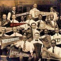 """""""#HBCU love but Tuskegee stands out above the rest!"""""""