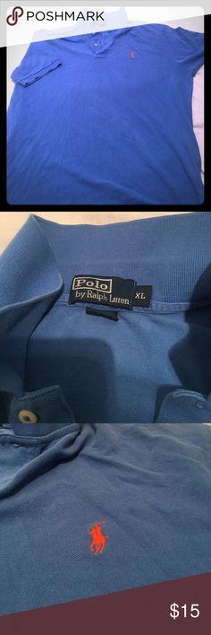 Men's Ralph Lauren polo size XL Nonholes or stains light blue men's Ralph Lauren polo size XL Polo by Ralph Lauren Shirts Polos