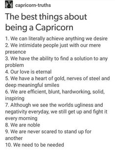Daily Horoscope 2017 Description Uploaded by 青. Find images and videos about zodiac, capricorn and zodiac signs on We Heart It - the app to get lost in Zodiac Capricorn, Capricorn Quotes, Zodiac Signs Capricorn, Zodiac Sign Traits, Capricorn And Aquarius, Zodiac Star Signs, Astrology Signs, Zodiac Facts, Capricorn Season