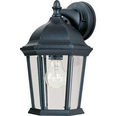 Builder Cast 1 Light Outdoor Wall Lantern | Wayfair