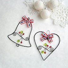 Dekorácie - vianočné ozdôbky - 8846830_