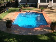 Pool Concrete Sun Shelf Pool Oasis Pinterest Pools