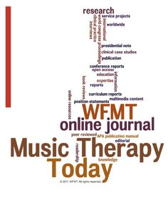 WFMT Online Journal- Music Therapy Today
