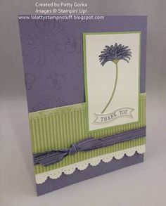 Reason to Smile Flower by LaLatty - Cards and Paper Crafts at Splitcoaststampers