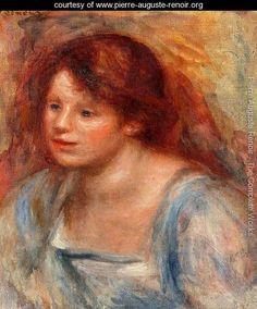 Lucienne - Pierre Auguste Renoir - www.pierre-auguste-renoir.org