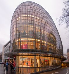 Peek & Cloppenburg Department Store, Cologne, Germany by Renzo Piano