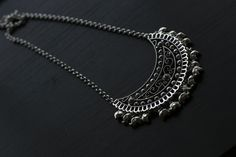Unique Boho Necklace
