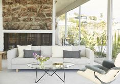 The Iconic Stahl House Gets a Dreamy Makeover from Design Within Reach - Design Milk