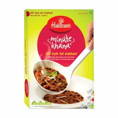 Dal Makhani  in a famous Dilli Style that contain whole Urad and Red kidney beans  ,its velvety texture and  Butterly  taste  is now available on Haldiram's Ready to Eat.