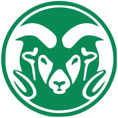 Colorado State Rams Football Team logo
