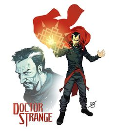 # Doctor Strange | Approved: Ron Salas' Doctor Strange!