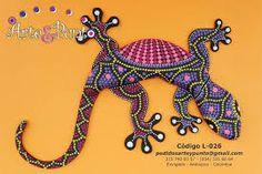 Imagen relacionada Dot Art Painting, Rock Painting Designs, Mandala Painting, Stone Painting, Aboriginal Patterns, Aboriginal Art, Rock Crafts, Bead Crafts, Frog Art