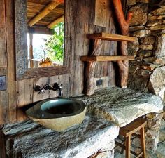 Wabi-Sabi is the marriage of  the Japanese Wabi meaning humble and Sabi which suggests beauty.  Wabi-Sabi invites us to set aside the pursui...