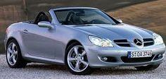New SLK de Mercedes disponible ya en nuestra flota de alquiler Premium