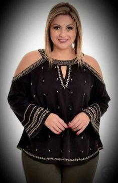 Women S Plus Size Hippie Dresses Refferal: 4031975478 Plus Size Blouses, Plus Size Dresses, Plus Size Outfits, Plus Size Girls, Plus Size Women, Curvy Outfits, Fashion Outfits, Plus Size Summer Outfit, Modelos Plus Size