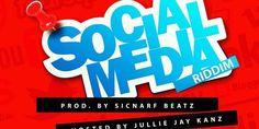 (#RootsRiddim) Social Media Riddim 2015 (Julie Jay) -  http://reggaeworldcrew.net/rootsriddim-social-media-riddim-2015-julie-jay/