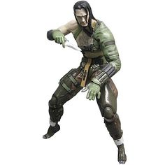 Metal Gear Solid 4 Vamp Action Figure - Medicom - Metal Gear Solid - Action Figures at Entertainment Earth