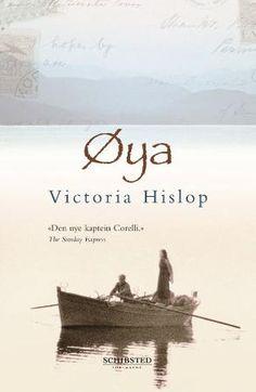 Øya - Victoria Hislop  Alexis Fieldings mor, Sofia, har aldri fortalt noe om bakgrunnen sin. Alt hun vil si er at hun vokste opp i en landsby på Kreta før hun flyttet til London. ...