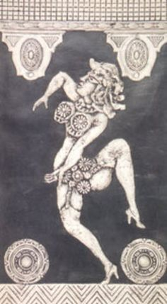 Ramona bailarina, 1966: Obra de Arte de Antonio Berni