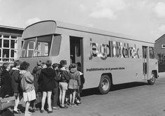 De Bibliotheekbus in 1962