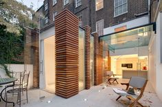Image 1 of 5 from gallery of DOS Architects Win Renzo Piano Foundation Prize. Duncan Terrace / Courtesy of DOS Architects Renzo Piano, Residential Architecture, Interior Architecture, Interior And Exterior, Interior Design, Garden Architecture, Future House, My House, Modern Conservatory