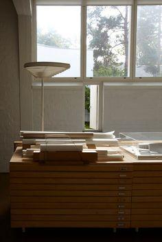 leslie williamson: alvar aalto studio/helsinki
