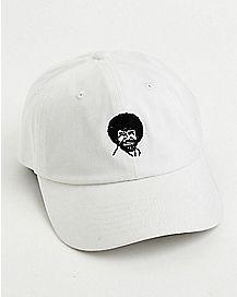 66c13a706 Bob Ross Dad Hat | =Yasssssssssss= in 2019 | Bob ross, Bob ross ...