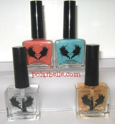 LACC nail polish - click for swatches