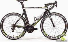 TOP 5 - BICICLETAS DE CARRETERA: Merida REACTO TEAM, una bici AERO bastante cómoda