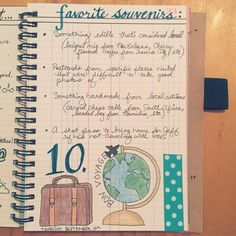 30 Days of Lists day 10 #30Lists