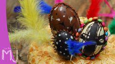 Huevos de Pascua de Chocolates / Chocolate Easter egg