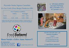 Presepio Artistico a Pontevico http://www.panesalamina.com/2013/19378-presepio-artistico-a-pontevico.html