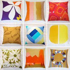 Vera Neumann Pillows