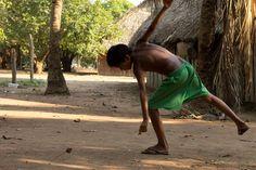 Dia do Índio: vídeos revelam a infância e o brincar na comunidade indígena Panará crédito: Renata Meirelles