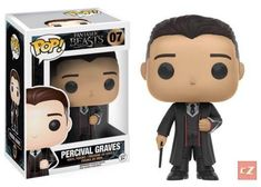 Pop Funko Fantastic Beasts Niffer Animales Fantasticos